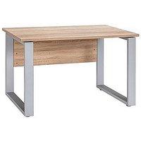 Fylo Small Desk - Brown