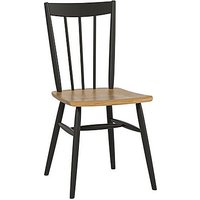 Ercol - Monza Dining Chair - Black