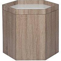 Oslo Small Storage Box - Brown