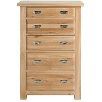 Tuscan Hills 5 Drawer Chest