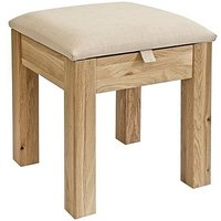 Tuscan Hills Bedroom Storage Stool