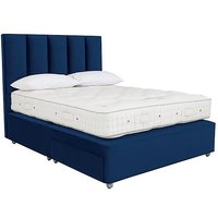 Vispring - Herald Superb Pocket Sprung Divan Set - Pocket Spring - Super King - Blue
