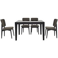 Abaco Extending Table and 4 Chairs