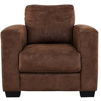 Dante Fabric Recliner Armchair