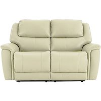 Sheridan 2 Seater Leather Recliner Sofa