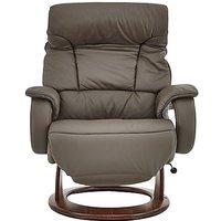 Zerostress Venus Leather Recliner Armchair