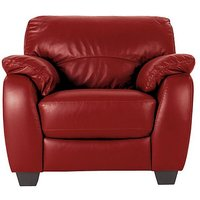 Moods Leather Recliner Armchair