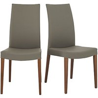 Smart Pair of Dining Chairs