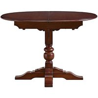 Furniture Village Old Charm Aldeburgh Oval Extending Dining Table