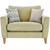 Copenhagen Fabric Snuggler Armchair