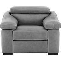 Sanremo Leather Recliner Armchair