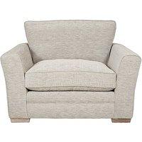 Ashridge Fabric Snuggler Armchair