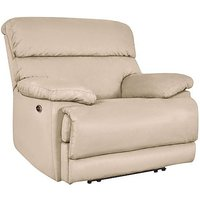 Cupola Fabric Recliner Armchair