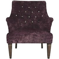 The Derwent Collection Wardlow Fabric Armchair