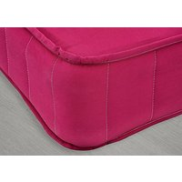Little village single pocket mattress - pink