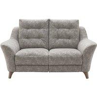 Pip 2 Seater Fabric Recliner Sofa