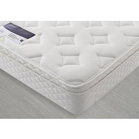 Silentnight - miracoil serenity memory cushion top mattress - open coil - single