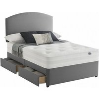 Silentnight - Mirapocket Serenity 1000 Divan Set - Pocket Spring - King Size - Grey