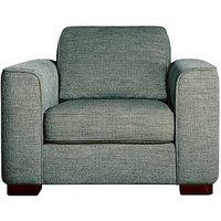 Eleanor Fabric Snuggler Armchair
