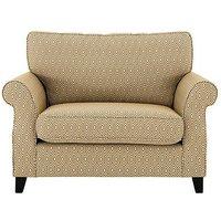 Sahara Fabric Love Seat