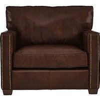 Fulham Braodway Leather Armchair - Limited Stock!