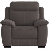 Starlight Express Fabric Armchair - Grey