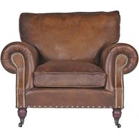Radford Leather Armchair
