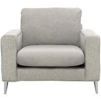 Dawn Fabric Snuggler Chair