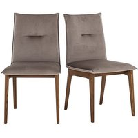 Onyx Maya Pair of Dining Chairs
