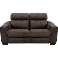 Cressida 2 Seater Fabric Recliner Sofa
