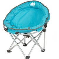 Eurohike Kids Mini Moon Chair, Blue