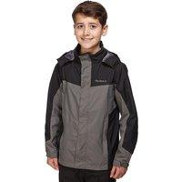 Peter Storm Kids' Edale Waterproof Jacket, Grey