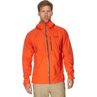 Mountain Hardwear Mens Torsun Waterproof Jacket, Orange