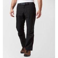 Brasher Mens Walking Trousers - Black/Blk, Black/BLK