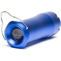 Eurohike 1W Aluminium Extendable Lantern & Torch, Blue