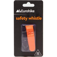 Eurohike Safety Whistle - Orange, orange