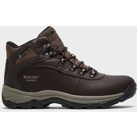 Hi Tec Men's Altitude Basecamp Waterproof Walking Boot, Brown