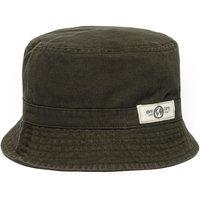 One Earth Men's Washed Bucket Hat, Khaki