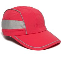 Peter Storm Reflective Running Cap, Red