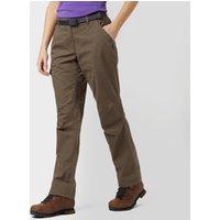 Brasher Women's Walking Trousers, Brown/BRN
