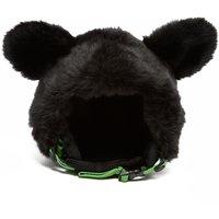 Headztrong Kids Bear Snowsports Helmet Cover, Black