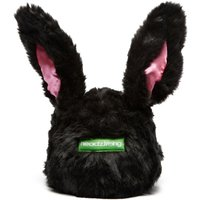 Headztrong Kids Snow Bunny Helmet Cover, Black