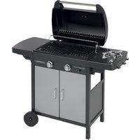 Campingaz 2 Series Classic EXS Barbecue, Silver