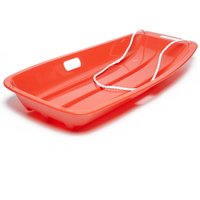 Booster Snow Sledge, Red