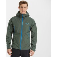 Mountain Hardwear Mens Quasar Lite Jacket, Grey