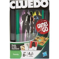 Hasbro Travel Cluedo, Assorted