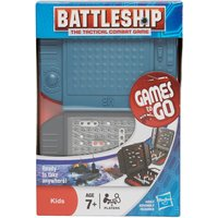 Hasbro Travel Battleship - Multi, Multi