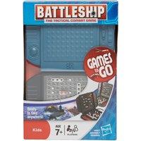 Hasbro Travel Battleship - Blue, BLUE