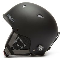 Sinner Magic Ski Helmet, Black