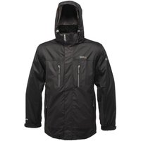 Regatta Mens Calderdale Waterproof Jacket, Grey